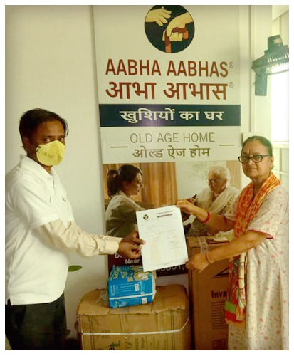 donation by vridhcare